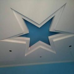 how's this for a coved ceiling - star