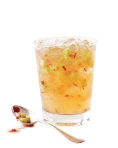 By midsummer, even the beloved margarita needs a shake up.