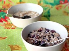 Good Food Made Simple is a line of frozen healthy breakfast foods that includes two kinds of oatmeal.