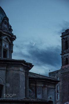 Church of Saints Luca and Martina by occhioXocchio   | Giovanni Cappiello on 500px