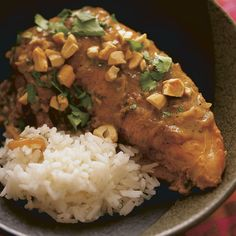 Indian Chicken with Coconut Milk - FineCooking