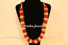 24 Carat Traditional Kantha Mala worn in western part of Nepal.  Www.facebook.com/prishajewellers