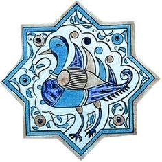 Motif Design, Tile Design, Turkish Tiles, Ottoman, Ancient Artifacts, Islamic Art, Traditional Design, Mosaic, Applique