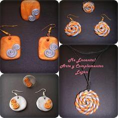 Pendientes anillos y colgantes en oro y plata.  Blog: http://meencantaarteycomplementos.blogspot.com.es/  Facebook: http://www.facebook.com/complementosmeencanta
