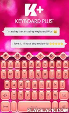 Keyboard Sensational  Android App - playslack.com , How to install a Keyboard Plus theme? Just follow these easy steps:1. Download Keyboard Sensational from Google Play Store2. Open the Keyboard Sensational theme3. Apply the theme by pressing the - Activate - button from the Keyboard Plus Theme ManagerIf you want to change your font size just go to the Quick Settings Tab and choose from one of the 3 available sizes: small, medium or large.This Keyboard Plus theme uses a free Google Font…