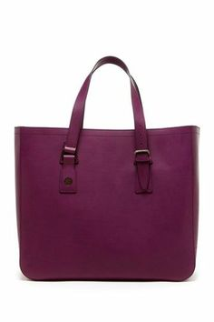 An awesome tote in my favorite color.  Love it!