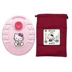 New HELLO KITTY Hot Water Bottle Yutanpo and Bag SET kawaii from JAPAN