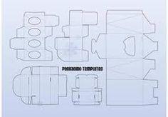 Resultado de imagen de blueprints packaging boxes