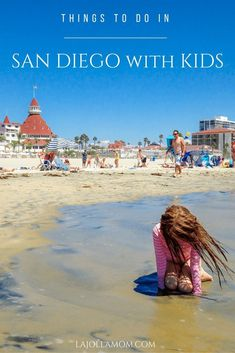 Updated: A big list of the very best things to do in San Diego with kids including popular attractions, best beaches, museums and free outdoor fun. Learn more at La Jolla Mom Family Vacation Destinations, Travel Destinations, Family Vacations, Kids Things To Do, Fun Things, San Diego Attractions, Local Moms, Videos Tumblr, San Diego Zoo