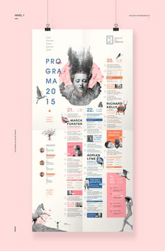 Identidad gráfica para un Festival de Cine Surrealista. Web Design, Resume Design, Layout Design, Branding Design, Resume Layout, Poster Design, Graphic Design Posters, Graphic Design Inspiration, Portfolio Design
