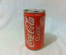 Vintage Coca Cola Can 1980s