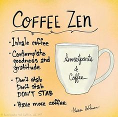 Here's some proof just how coffee can influence one's thinking. Check out these coffee quotes and coffee mugs with great quotes that have been around for years. Coffee Wine, Coffee Talk, Coffee Is Life, I Love Coffee, Black Coffee, Coffee Break, Morning Coffee, Coffee Shop, Coffee Cups