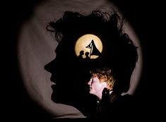 The Old Man and The Old Moon – a theatrical fable with creative staging, shadow puppetry and live indie-folk music, celebrating the power of imagination. Shadow Art, Shadow Play, Set Design Theatre, Stage Design, Conception Scénique, Shakespeare Theatre, Image Film, Theatre Stage, Theatre Costumes