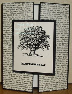 black fine ink for card stamping | Father's Day » Rubber Stamping & Card Making with Yapha
