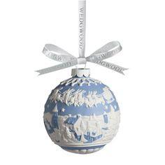 112 Best Wedgwood Ornaments images | Christmas deco, Wedgwood ...