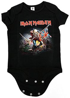 999a8d4f42397e Iron Maiden Baby Infant The Trooper Creeper M ** Visit the image link more  details