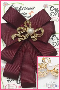Ribbon Crafts, Ribbon Bows, Sewing Case, Women Bow Tie, Ribbon Jewelry, Barrettes, Girls Bows, Flower Making, Fabric Flowers