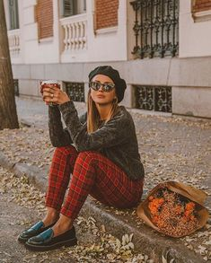 Likes, 277 Comments - Alex Pereira Fall Winter Outfits, Autumn Winter Fashion, Winter Style, Stylish Outfits, Fashion Outfits, Fashion Ideas, Winter Trends, Grunge Fashion, Casual Looks