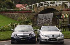 Mercedes-Benz E 250 (C 207) 2010 & Mercedes-Benz E 250 (W 212) 2013. Photo Jorge A. Medellin-MBenz.expert.