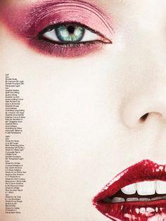 Luxure Magazine Photography by Felicity Ingram, Make up Marco Antonio #beauty #makeup #luxuremagazine #felicityingram