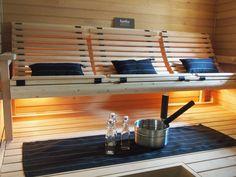 Tuntu - фото Saunas, Industrial Loft, Vintage Industrial, Finnish Sauna, Modern Loft, Bathroom Inspo, Scandinavian Modern, Benches, Spa
