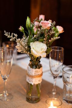 Pine Hills Lodge Wedding from Sean Walker Photography + Couture Events