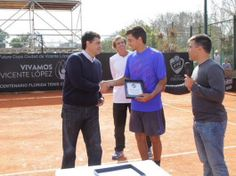 Tenis: Casanova se consagró campeón del Future de Vicente López