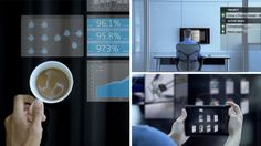 Microsoft's Manufacturing of the Future. A future vision study of manufacturing.