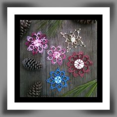 Image result for tatting and buttons
