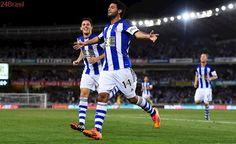 Real Sociedad vence Betis por 3 a 2 e assume quarta posição do Espanhol