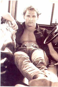 Matthew McConaughey!