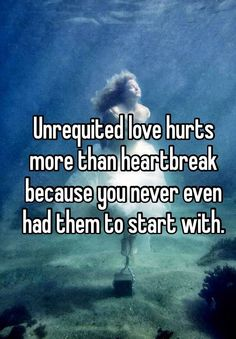 17 Confessions of Unrequited Love