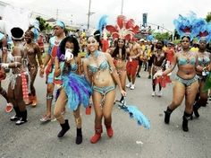 Le Masquerade - Carnival to flood Kingston streets today - Entertainment - Jamaica Gleaner - Sunday Jamaica Carnival, April 7, Clowns, Kingston, Trinidad, Masquerade, Caribbean, Masks
