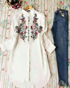 380 вподобань, 19 коментарів – Tesettür Giyim Hijab Moda ( в pamuklu yazlık kumaş 🎀 🍒Renk 🍒 🌱Boy… Teen Fashion Outfits, Modest Fashion, Look Fashion, Trendy Outfits, Fashion Dresses, 80s Fashion, Vintage Fashion, Fashion Tips, Kurti Designs Party Wear