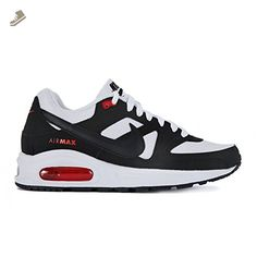 innovative design 40adb 46fb6 Nike - Air Max Command Flex White - 844346100 - Color: Black-White - Size:  8.0 - Nike sneakers for women (*Amazon Partner-Link)
