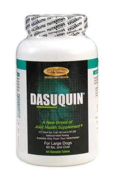 Dasuquin for Large Dogs (84 Tabs)