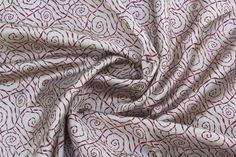 Traditional Vintage Sari Pure Silk Saree Fabric by Thepuranabazaar
