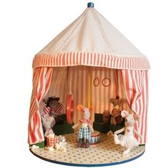 Maileg circus (diy idea? Felt) // circo de juguete