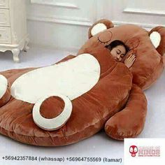 Tech Discover MeMoreCool Cute Cartoon Bear Sleeping Bag Boys and Girls Huge Sofa Bed Large Size Bed Mattress for Kids Bear Sleeping Bags Girls Bedroom Bedroom Decor Bedrooms Giant Teddy Bear Big Bear Teddy Bears Baby Kind Dream Rooms Room Ideas Bedroom, Girls Bedroom, Bedroom Decor, Bedrooms, Puff Gigante, Bear Sleeping Bags, Cute Room Decor, Cool Inventions, Cool Beds