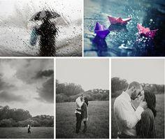 Essa é pra inspirar o @coletivocapital, pro @ensaionamorados que vamos fazer, na chuva! =D