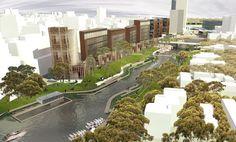 Parramatta River Urban Design Strategy | McGregor Coxall