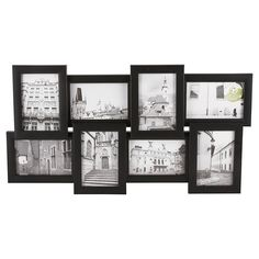 Marco para foto negro;) Diy Ideas, Frames, Interior, Home Decor, Sweet Home, Water Colors, Room, Presents, Black
