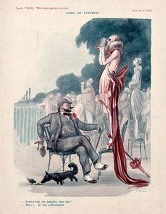 Armand Vallée (1884 – 1960). La Vie Parisienne, 1929. [Pinned 16-x-2015]