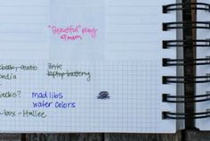 The best of both worlds: bullet journaling with a planner