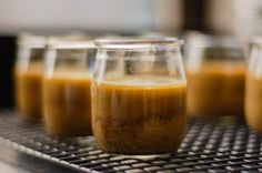Salted Brown Butter Caramel Pots de Creme Recipe on Yummly. @yummly # ...