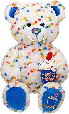 Kawaii Plush, Cute Plush, Teddy Beer, Beanie Baby Bears, Teddy Bear Pictures, Dairy Queen, Colorful Candy, Cute Teddy Bears, Build A Bear