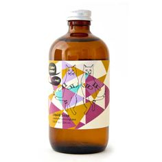 LAVENDER LEMONGRASS LIQUID SOAP by MEOW MEOW TWEET