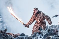 Game of Thrones: Beric Dondarrion on Jon Snow Connection