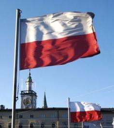 Giant National Euro 2020 Flag Of Poland Polish Polska Flaga Polski Flags Of The World, Countries Of The World, Polish Easter Traditions, Poland Facts, Poland Culture, Poland Flag, Warsaw Poland, Learn Polish, Polish Words