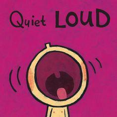 Amazon.com: Quiet Loud (Leslie Patricelli board books) (9780763619527): Leslie Patricelli: Books